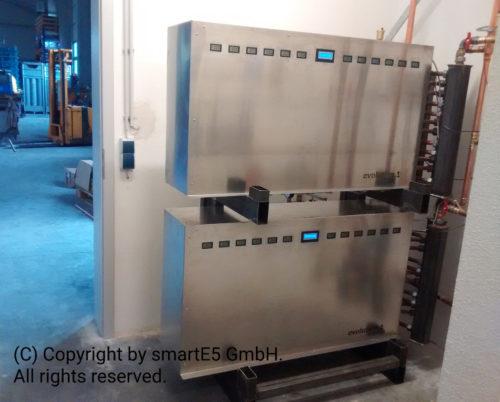 smartE5 Energie-Rückgewinnungs-System (ERS)